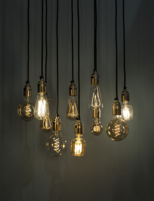 Plumen Lampen