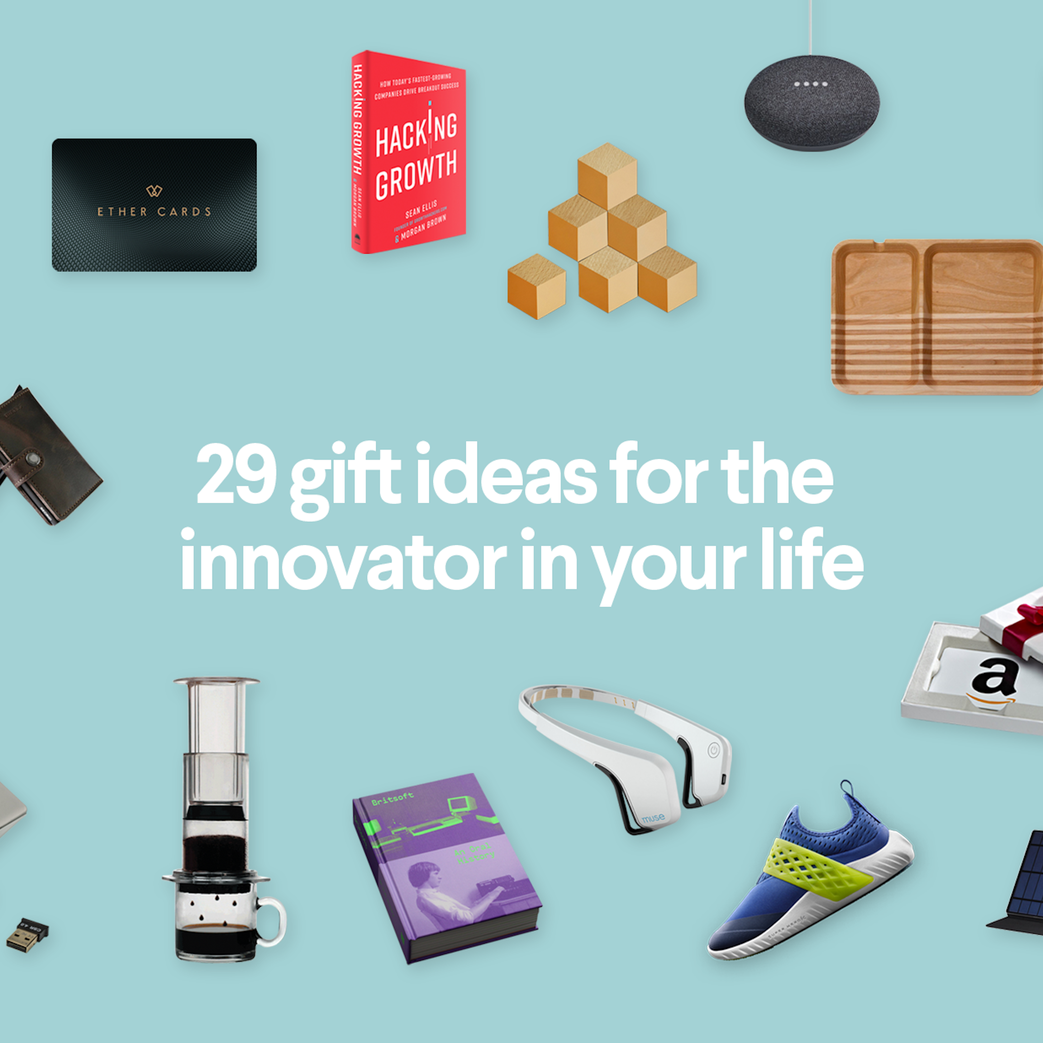 29 gift ideas for the innovator in your life - 99designs