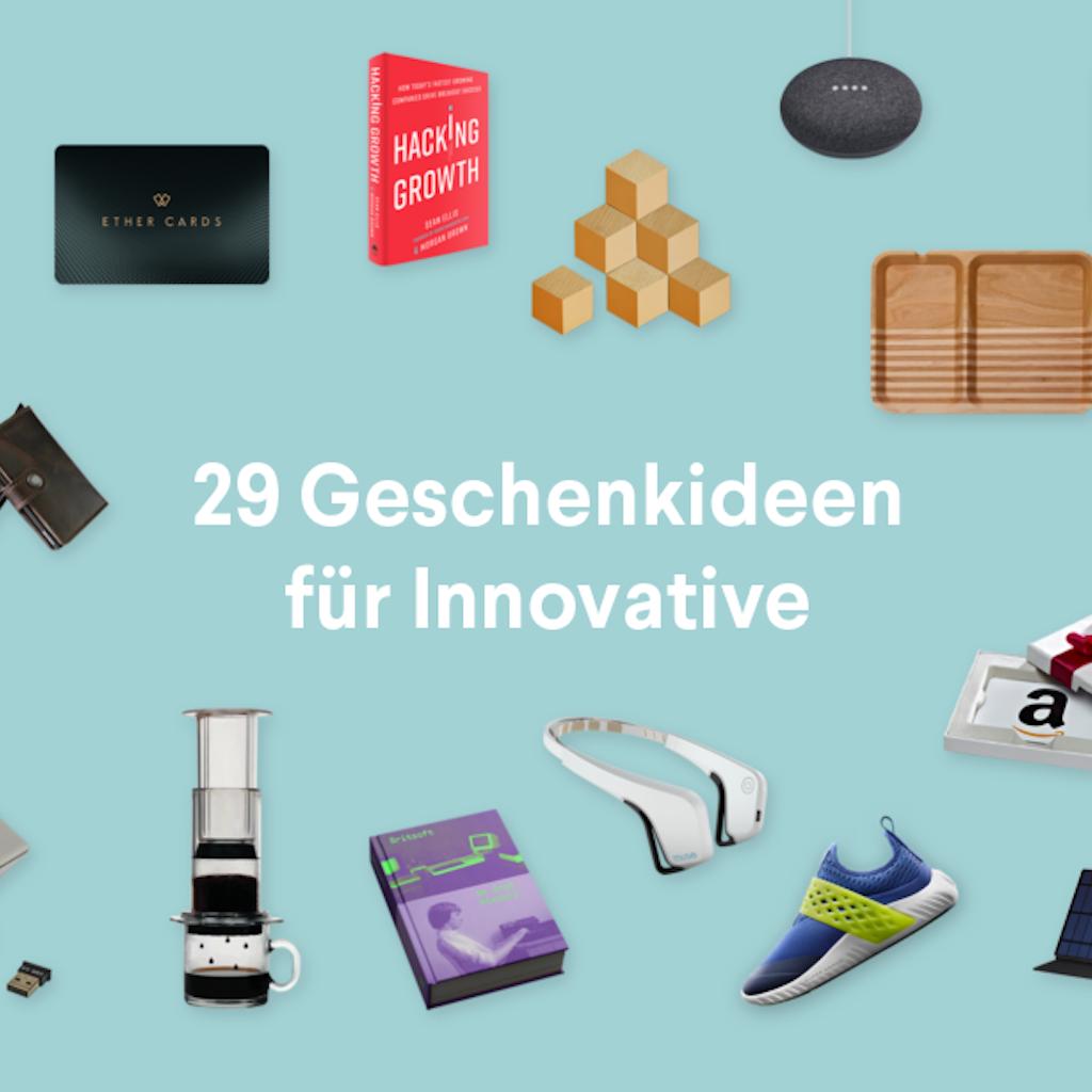 Neue Geschenkideen Weihnachten.30 Geschenkideen Für Die Innovatoren In Deinem Leben 99designs