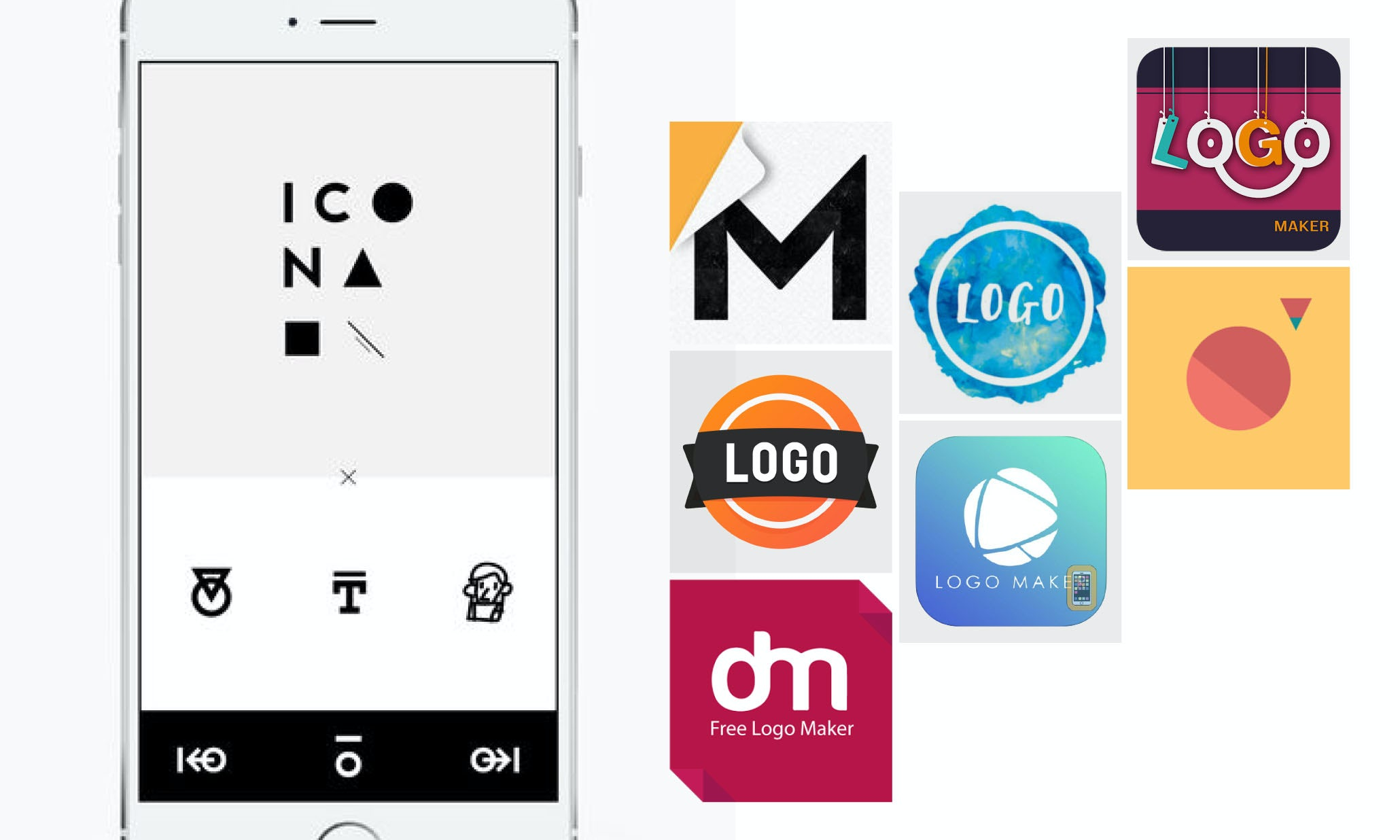 8 Best Logo Design Apps To Help You Build A Brand With Your Phone,Portfolio Cover Design For Students