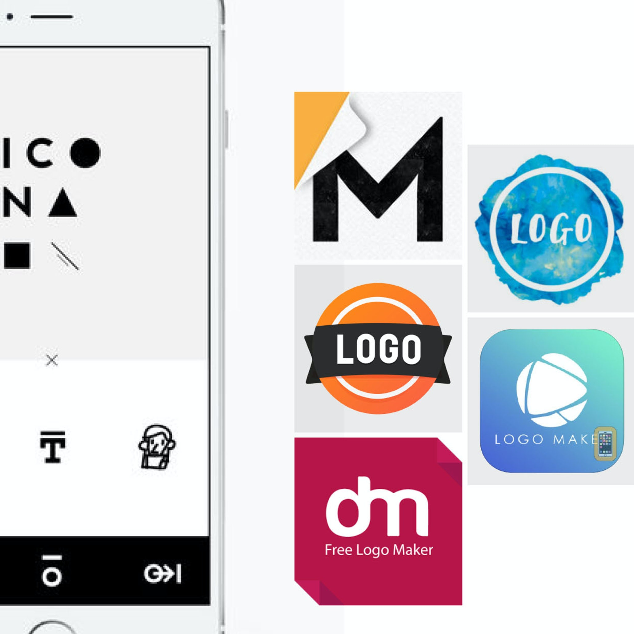 8 best logo design apps to help you build a brand with your smart