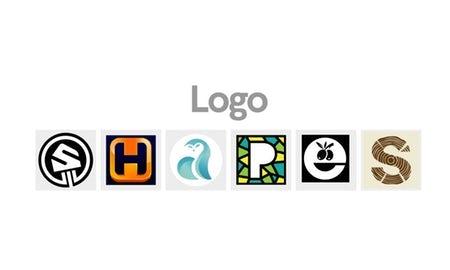 La signification des différentes formes de logo