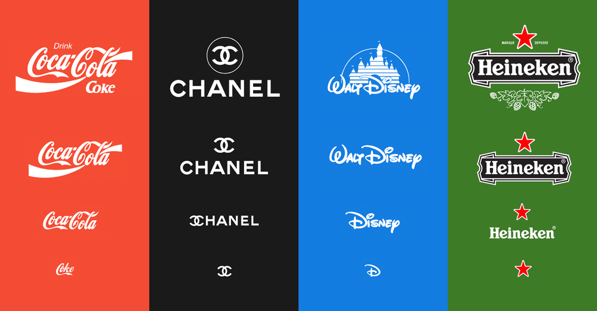 Responsive logo concepts by Joe Harrison