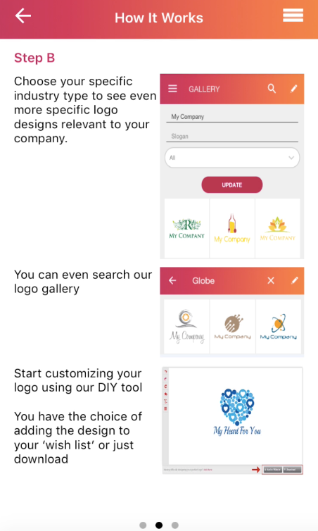 DesignMantic - Logo Maker app