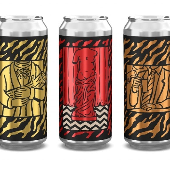 MIKKELLER COLLABORATES WITH DAVID LYNCH ON TWIN PEAKS BEERS