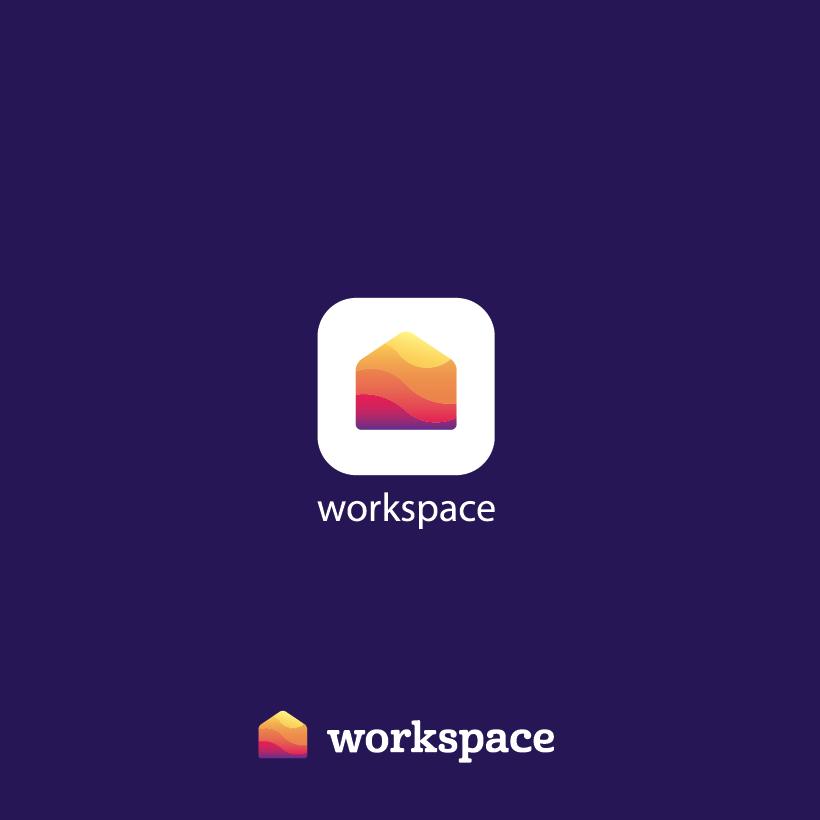 Workspace logo design