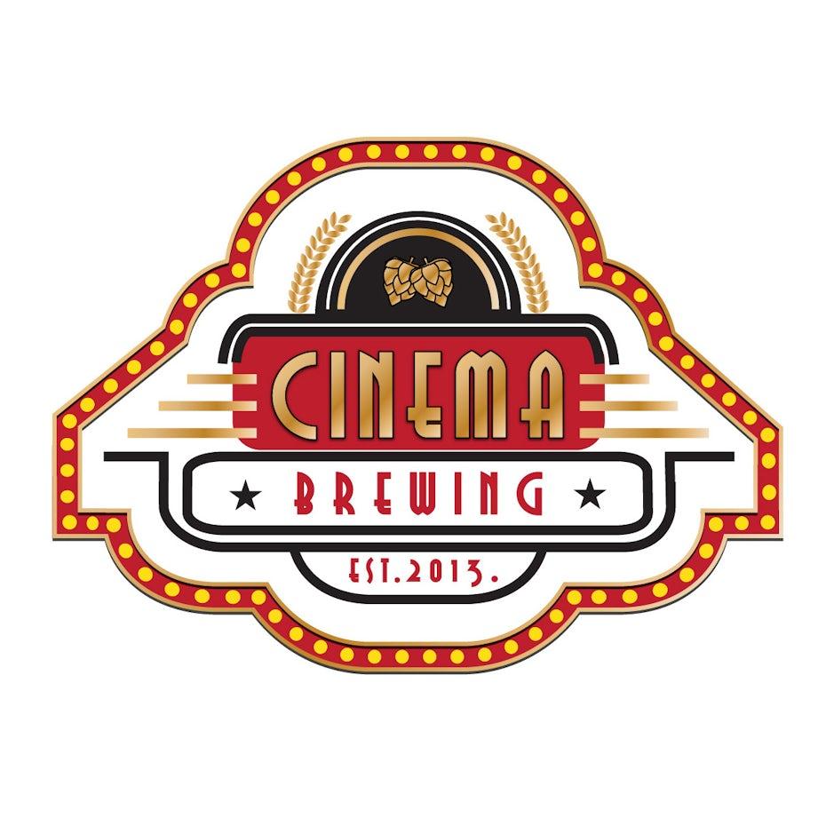 Marcas de cerveza, Elaboración de cines