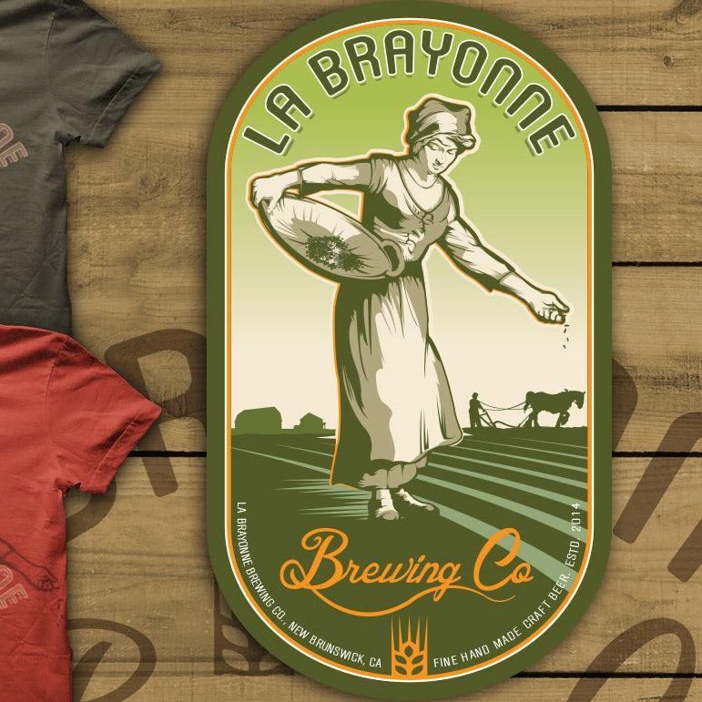 La Brayonne Beer