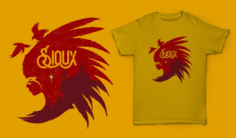 Sioux t shirt