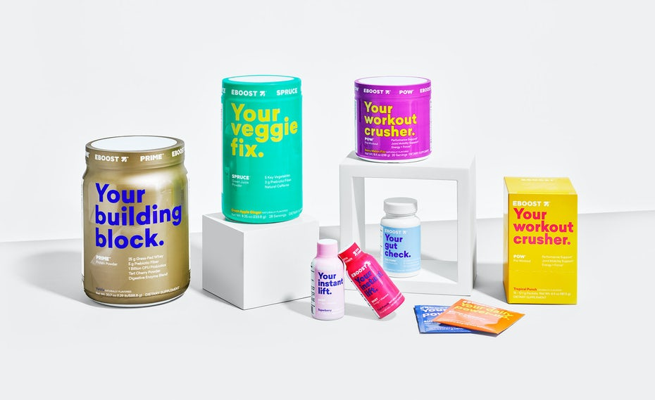 Trendy Package Design: 10 Creative Packaging Design Trends For 2018