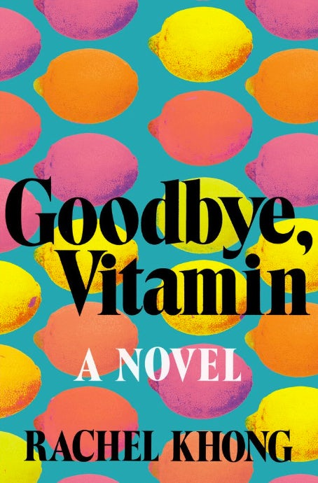 Goodbye Vitamin book cover
