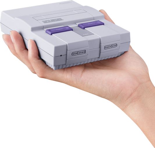 Super Nintendo Classic