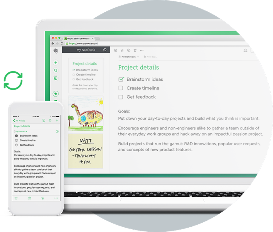 Evernote Plus