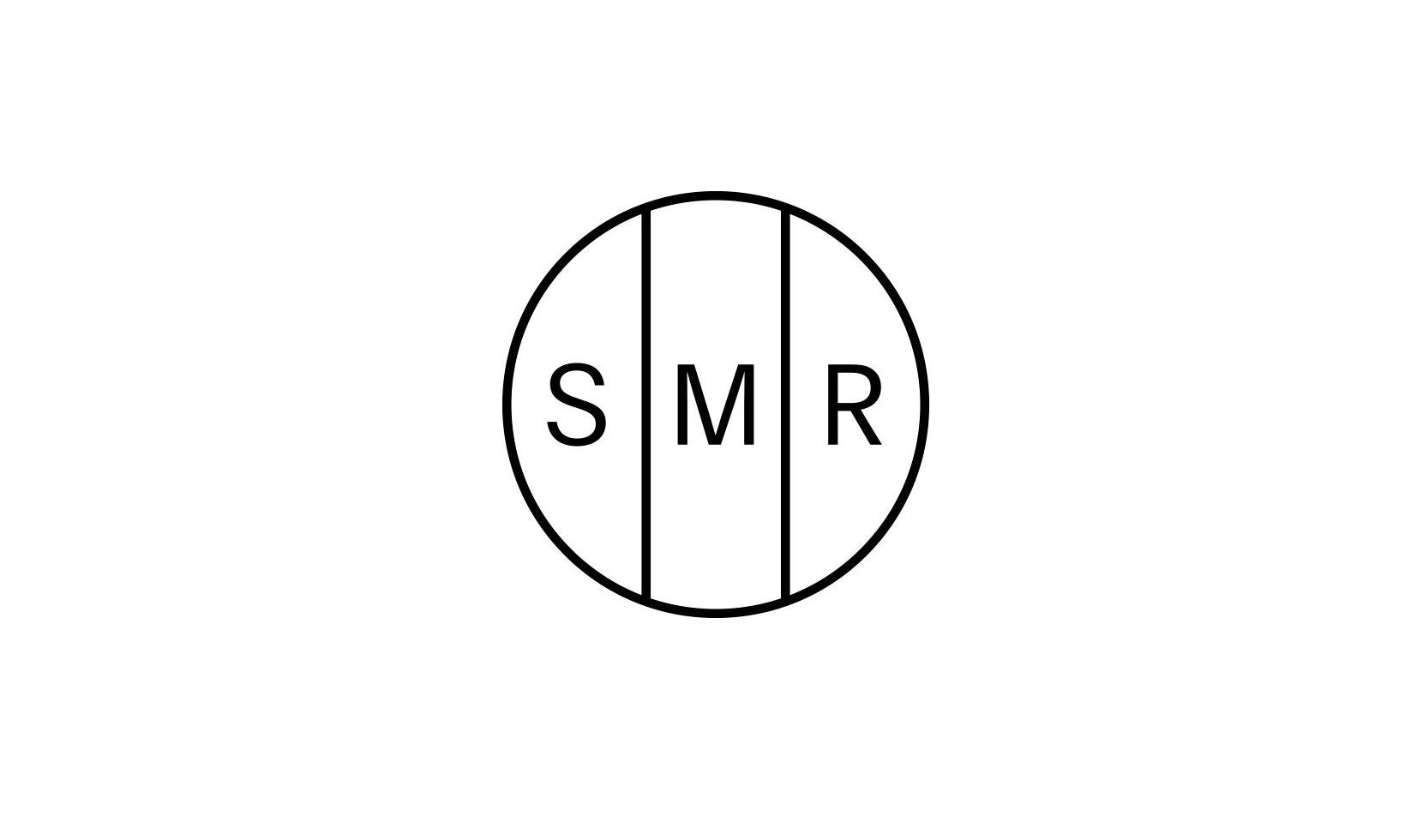Geometric circular logo