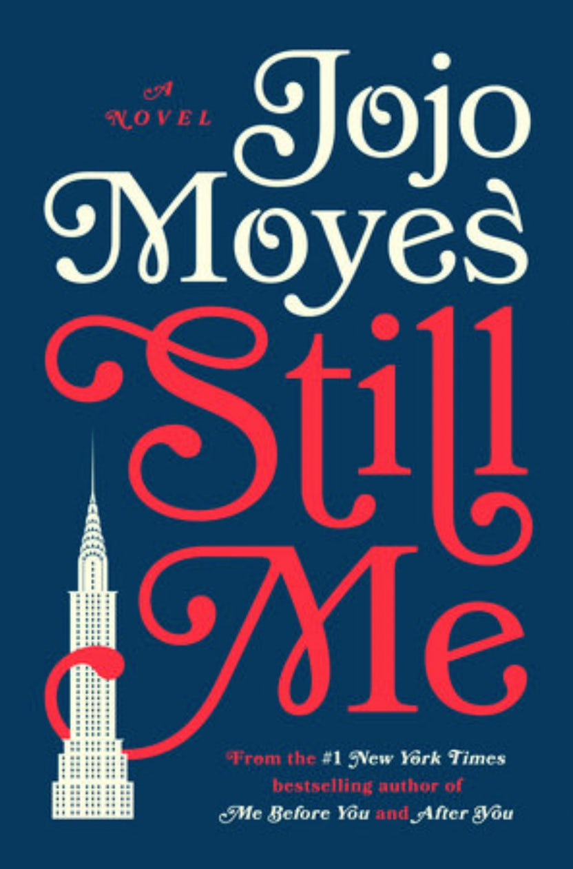 Still Me book cover