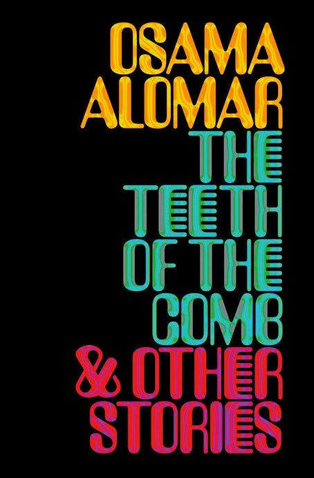 The teeth of the comb book cover design