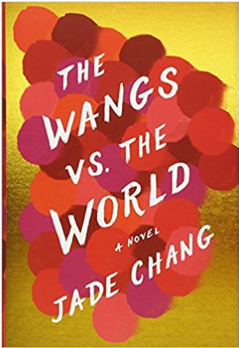 The Wangs vs the world book cover
