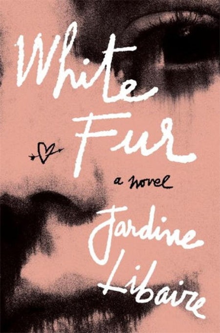 White Fur book cover
