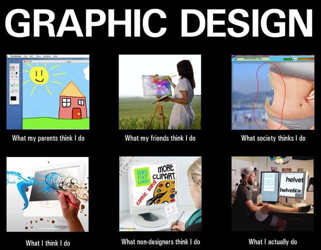 graphic design meme