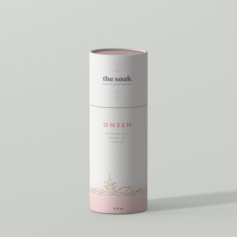 Onsen label