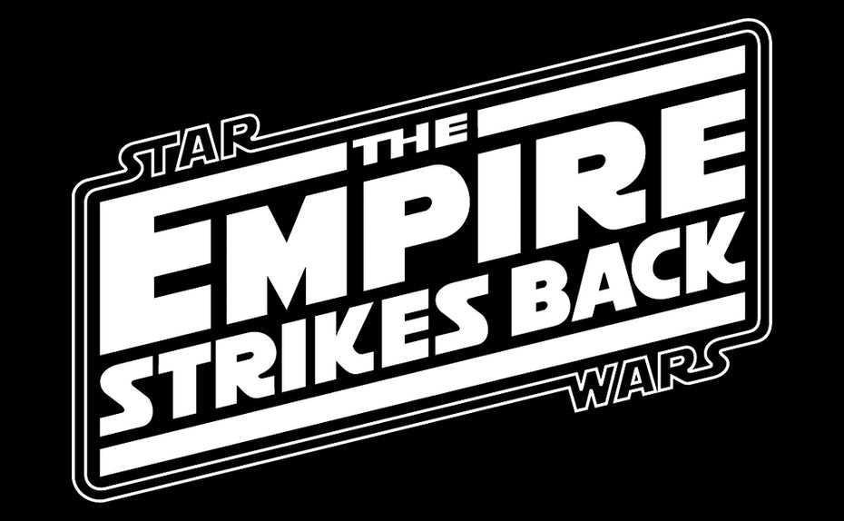 Star Wars Logos The Evolution Of A Film Icon 99designs