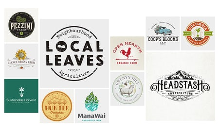 32 farm logos we really dig