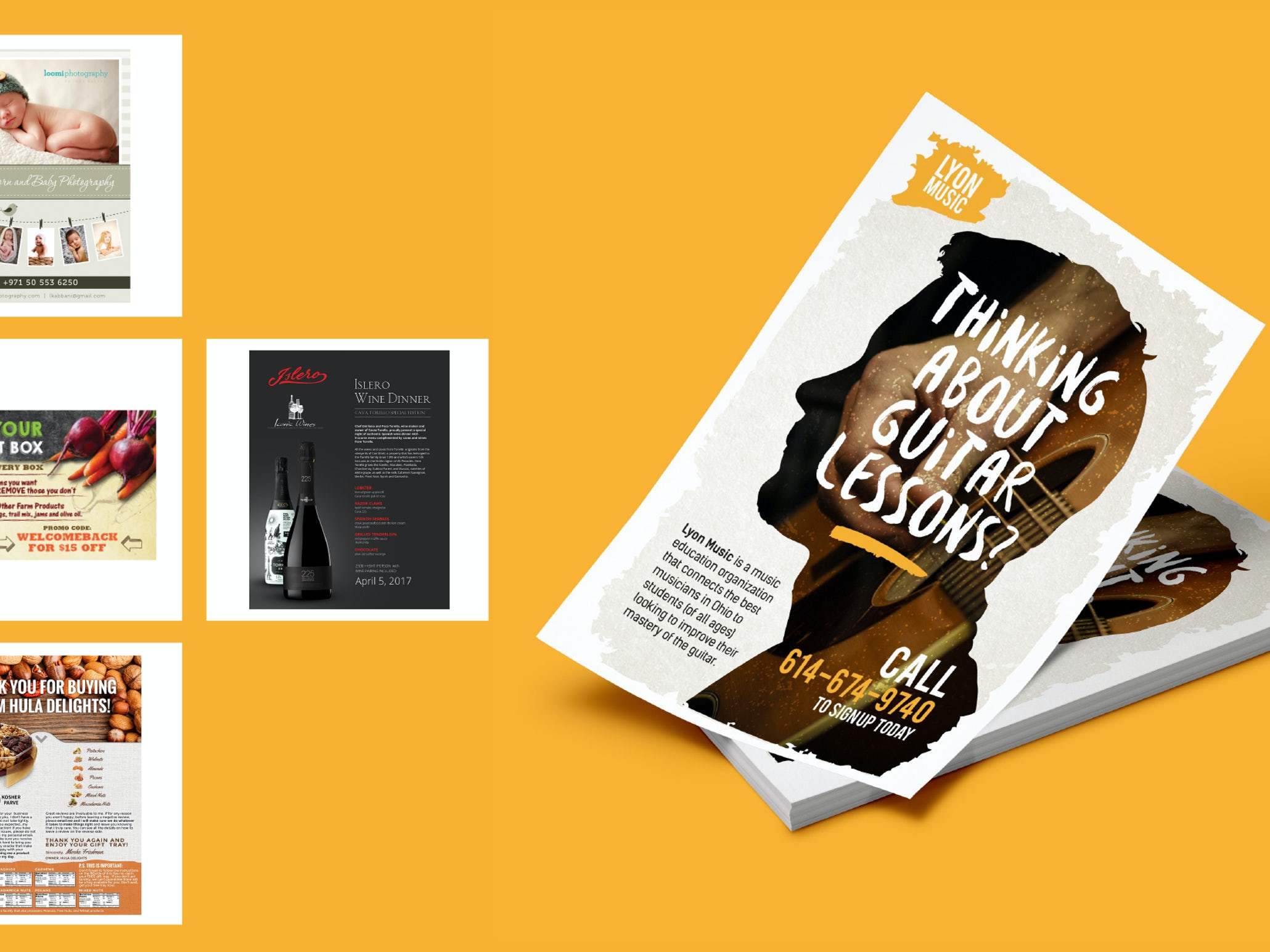 How to design a flyer: the ultimate guide - 99designs