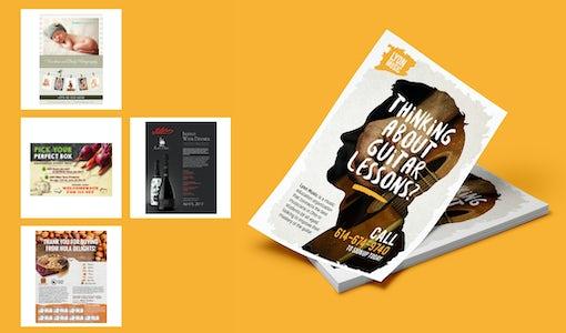 Wie du einen Flyer designst: Der ultimative Guide