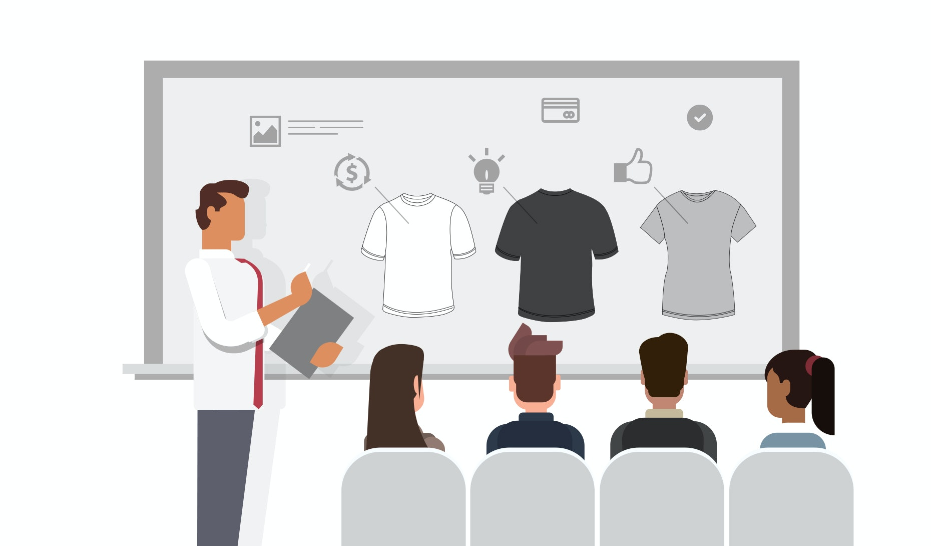 How To Design An Awesome Company T Shirt For Your Business 99designs