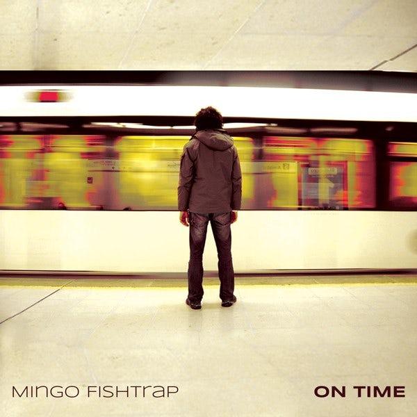 Mingo Fishtrap album cover design