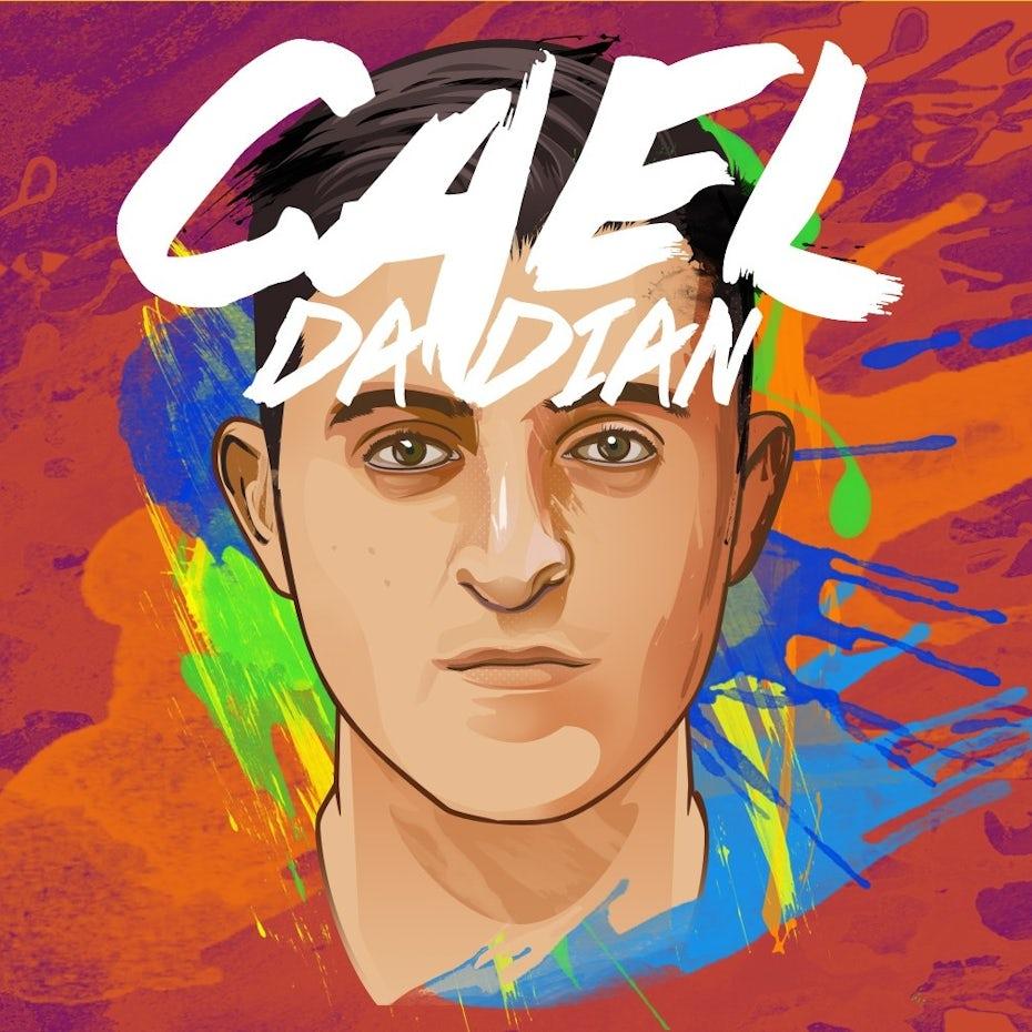 Cael Da Dian album cover