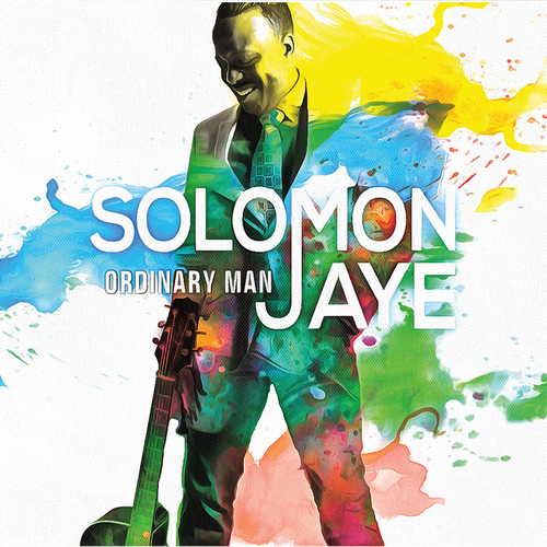 A colorful cover for Solomon Jaye