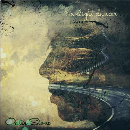 Artistic album cover for Sunlight Dancer