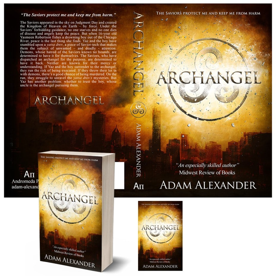 Book cover for Archangel