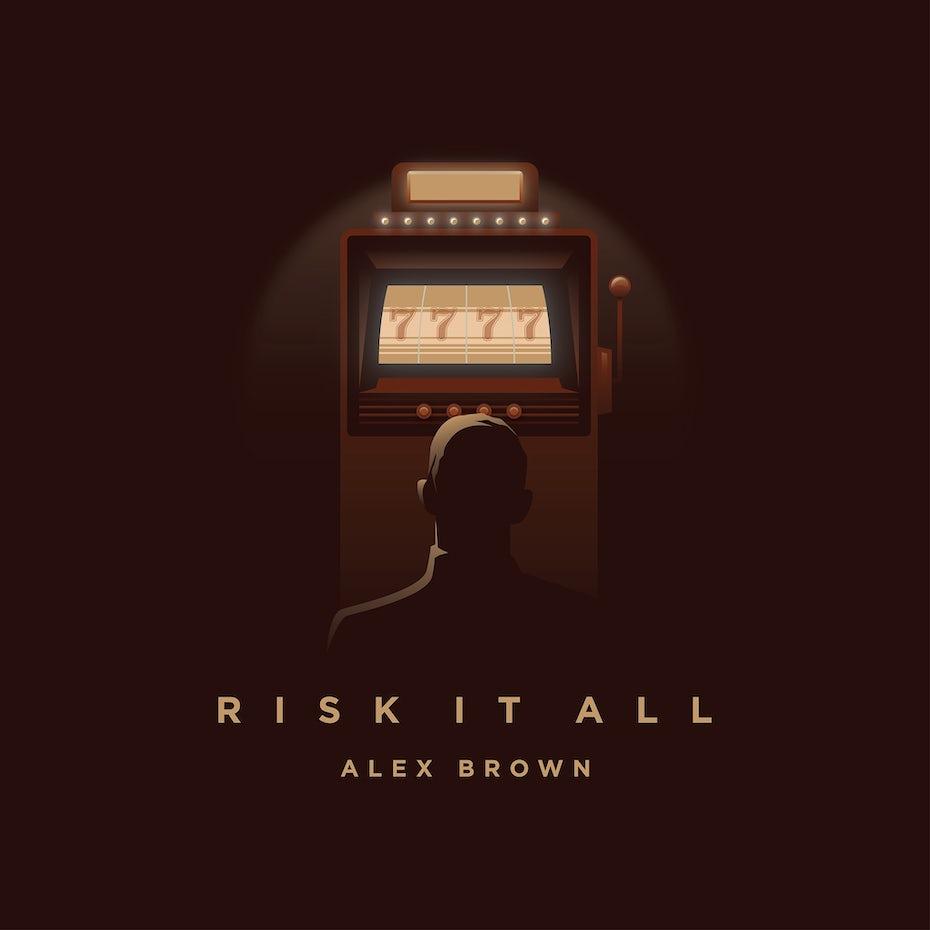 Risk It All album cover