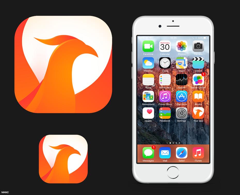 phoenix app icon