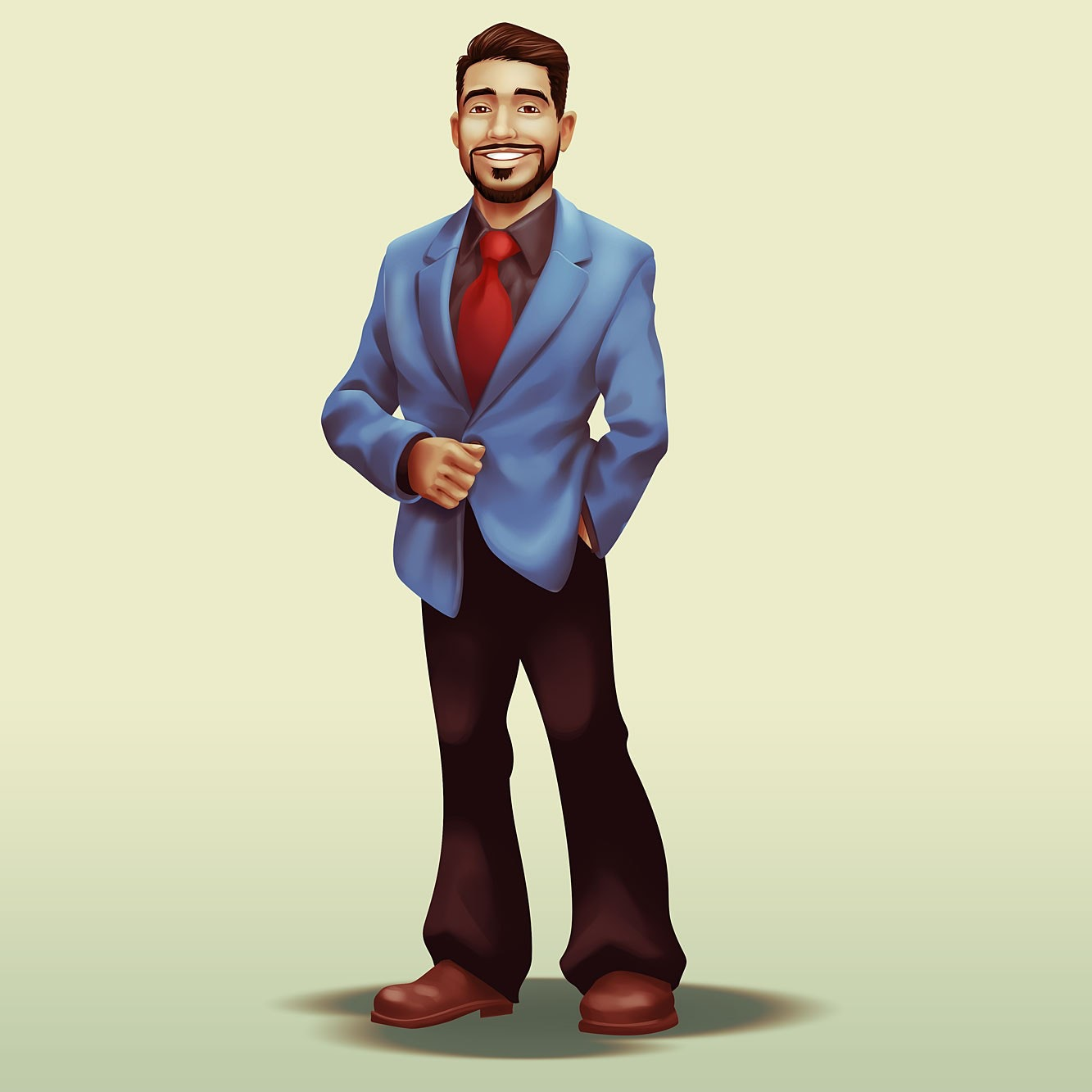 Character for Global Food & Drink Brand