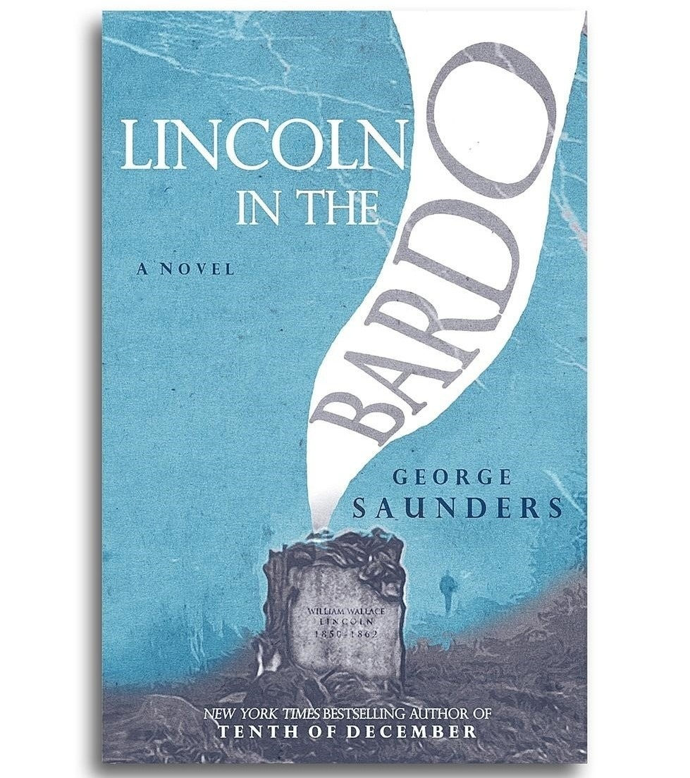"""Lincoln in the Bardo"" redesigned"