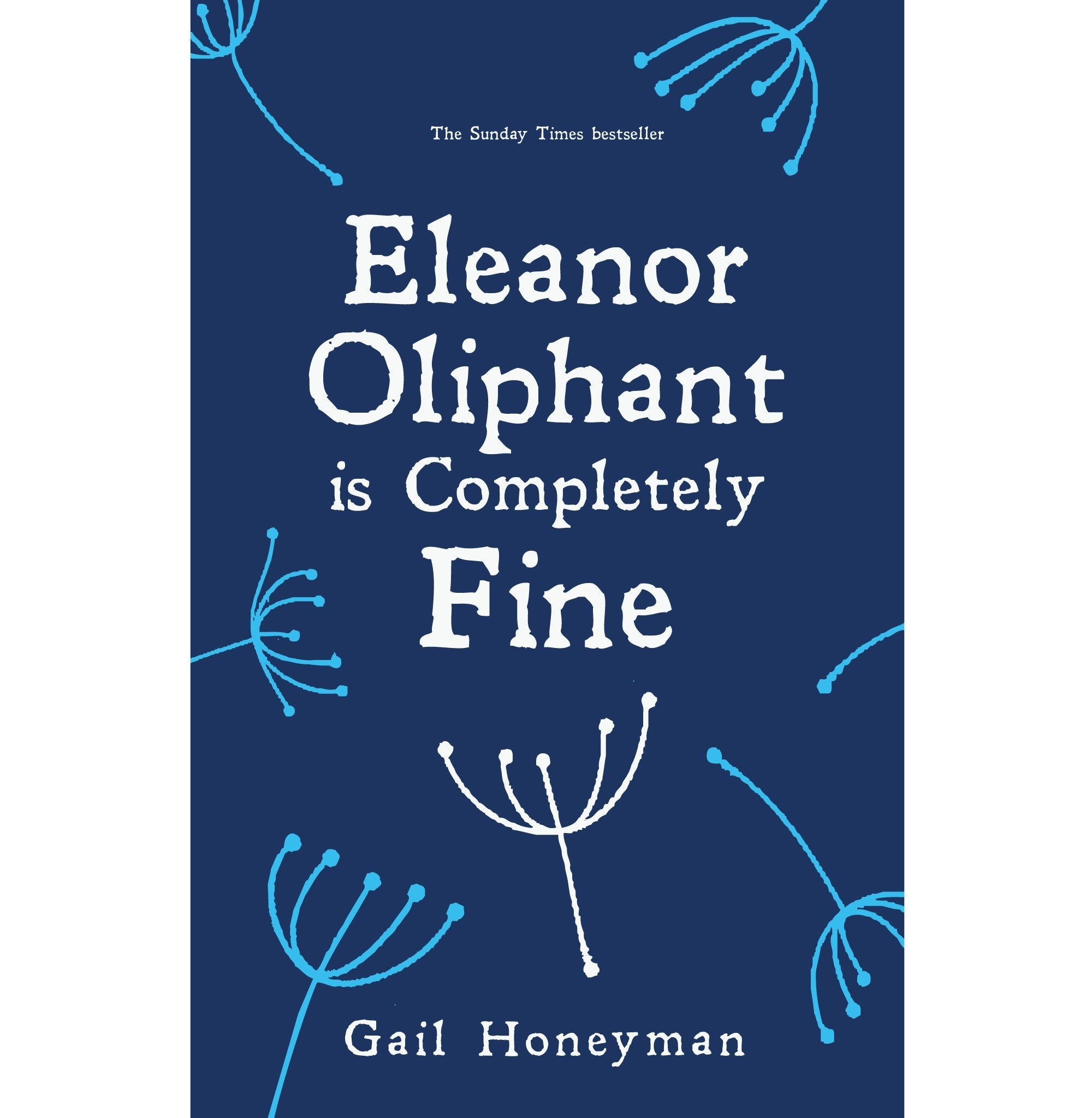 """Eleanor Oliphant is Completely Fine"" redesigned"
