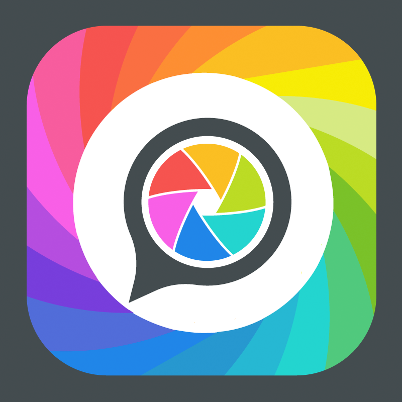 rainbow app icon