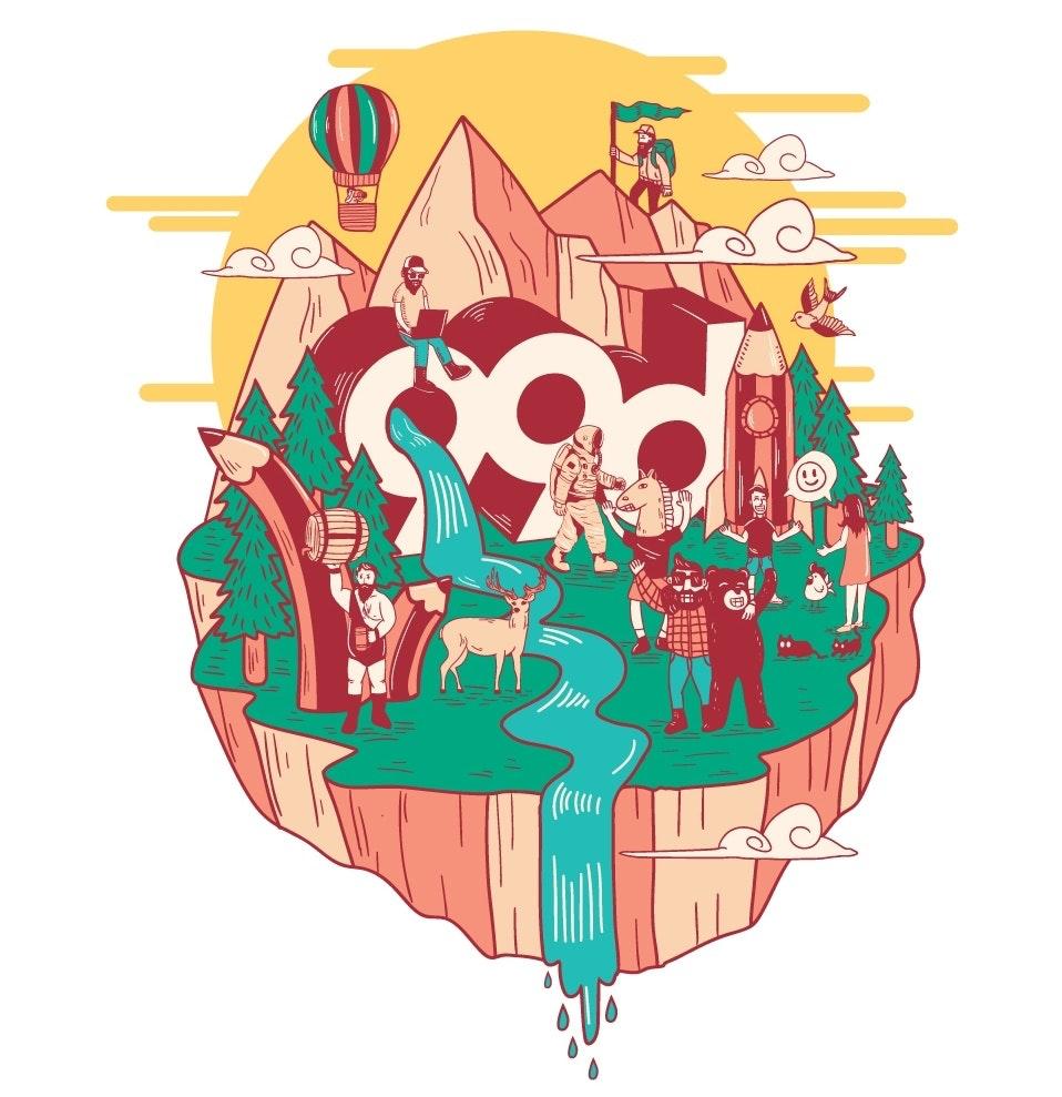 99designs community