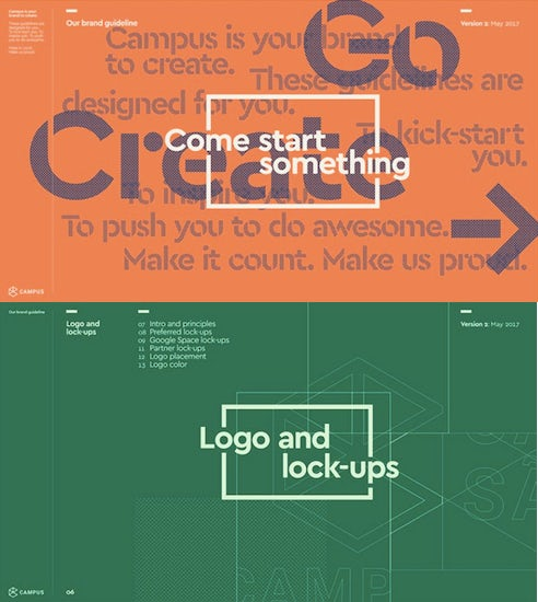 CAMPUS brand style guide by MultiAdaptor