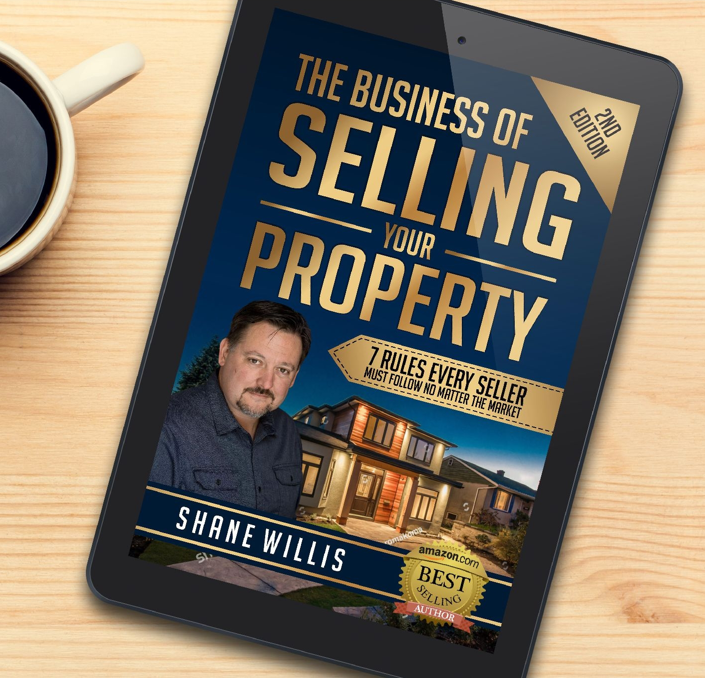 Property ebook cover design
