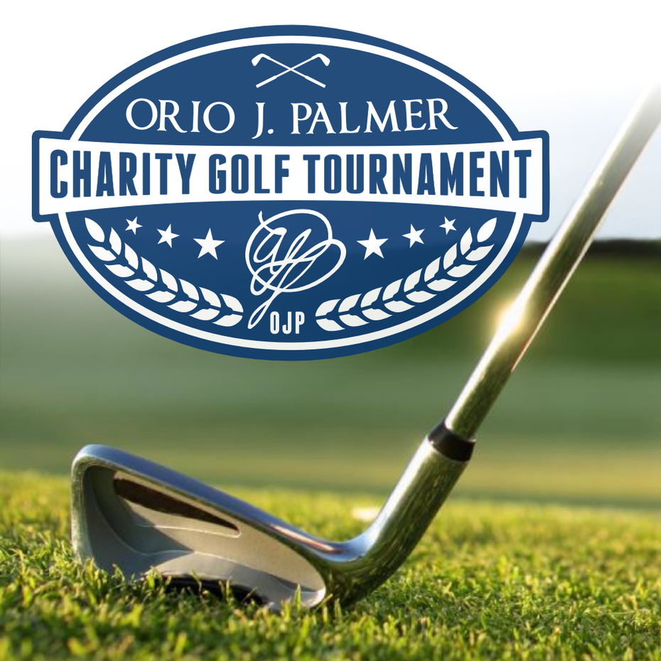 Orio J. Palmer Charity Golf Tournament logo