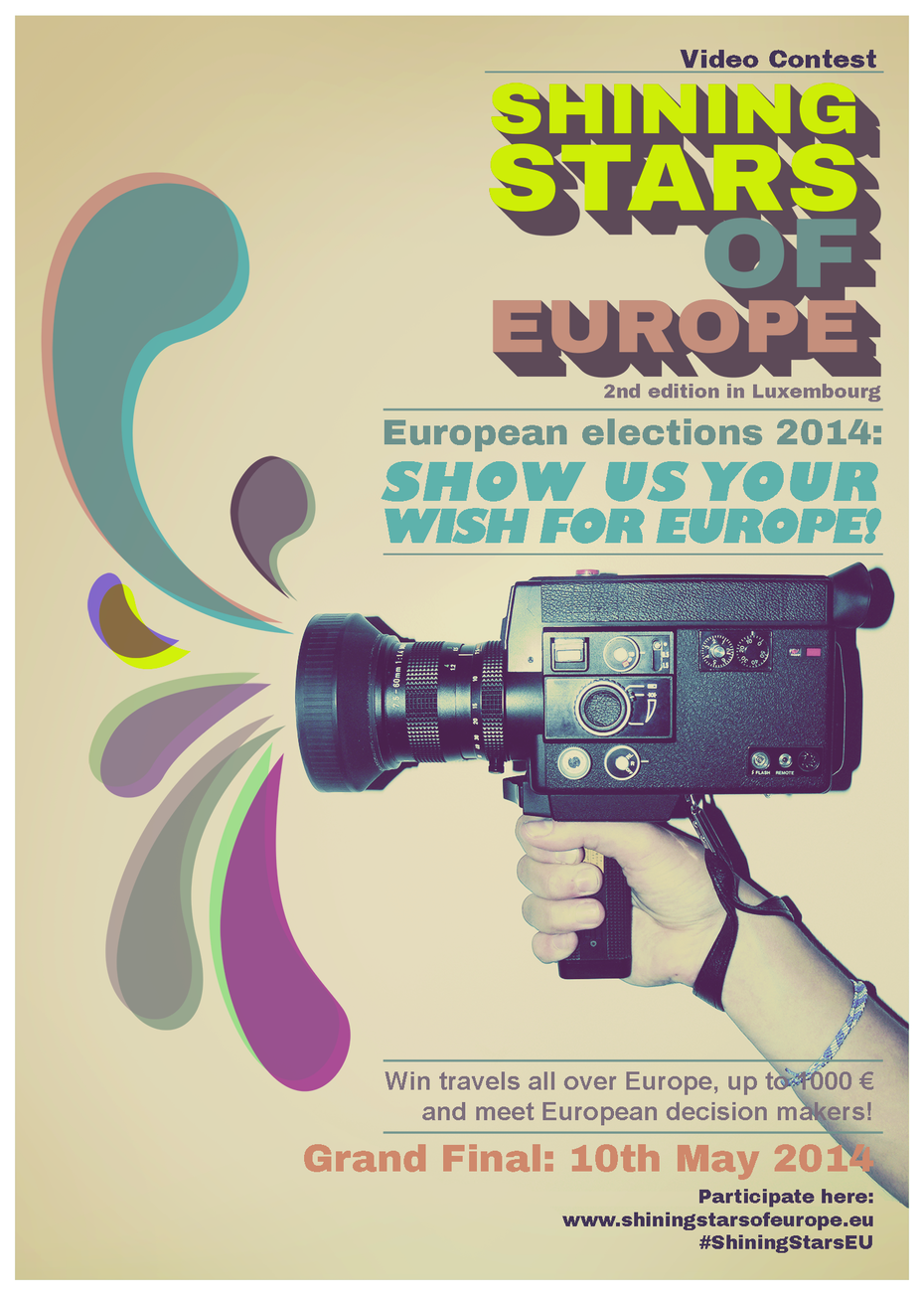 Shining Stars of Europe poster