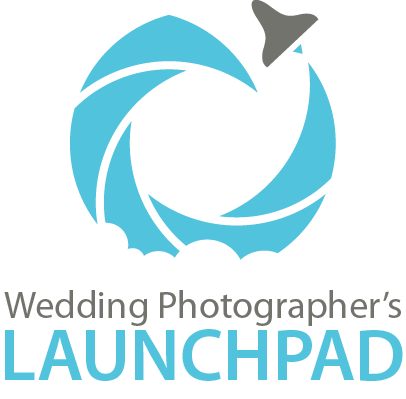wedding photographer podcast logo