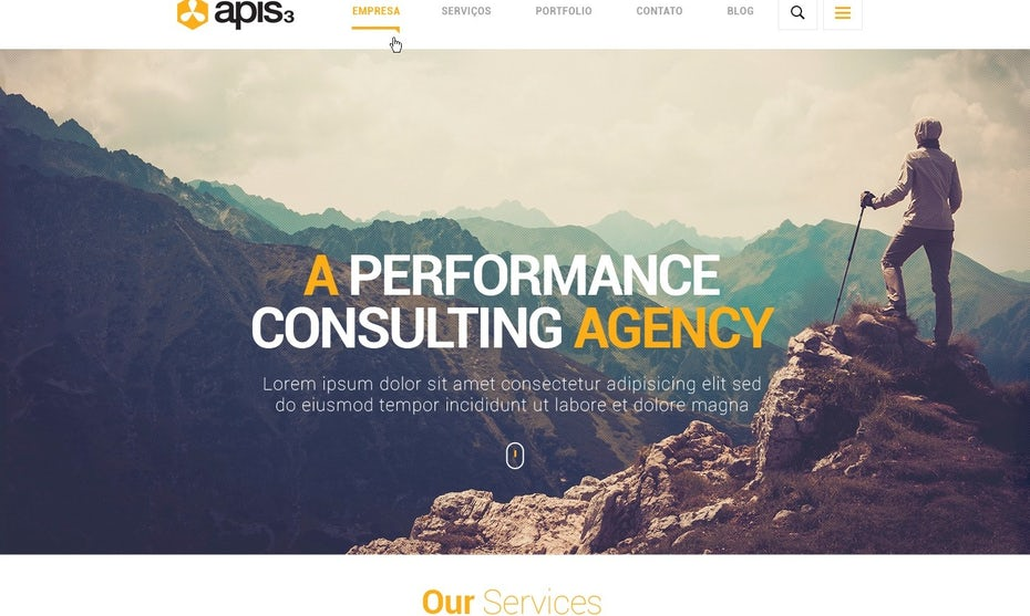 apis3 website