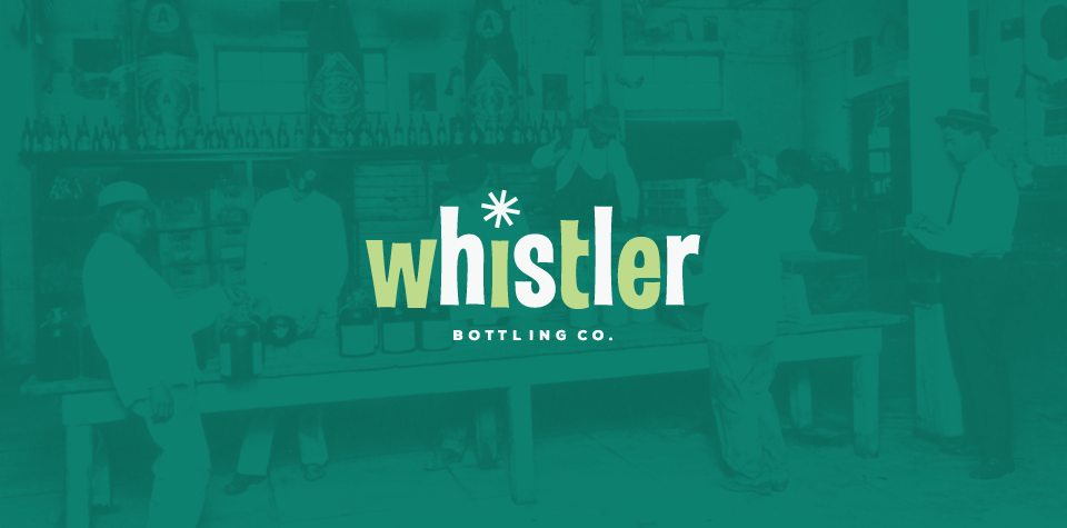 Whistler Bottling Co. logo