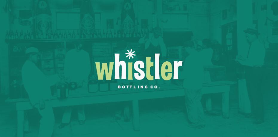 Whistler Bottling Co. logo
