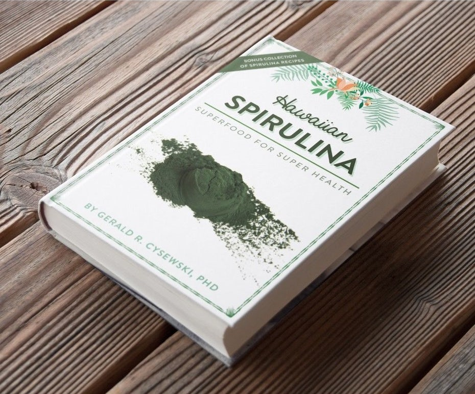 Hawaiian Spirulina book cover